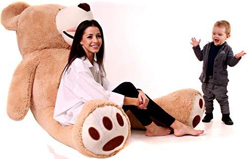 Riesen Teddybären 200cm - Teddybär Groß Baby...
