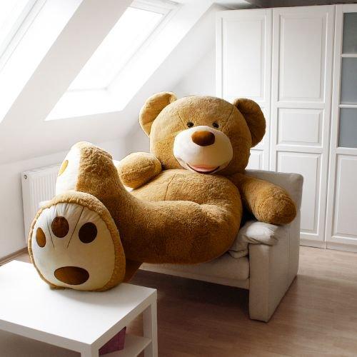Happy Goldy XXL Teddybär größter Teddy...