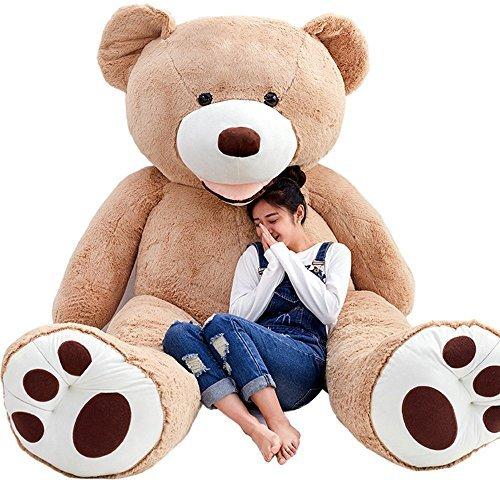 Hugme 250 cm Plüsch Teddy Giant Giant XXL Riesen...