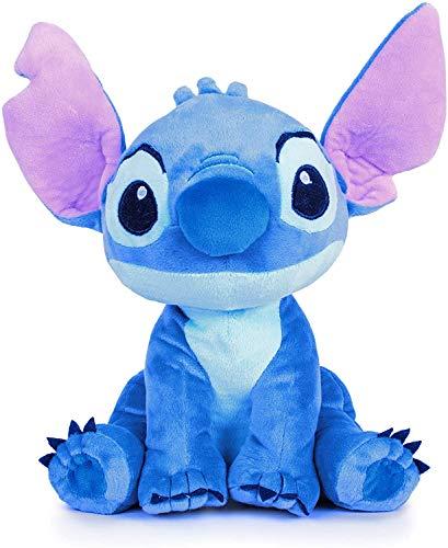 Disney, Stitch-Plüsch, blau, 70 cm, Lilo & Stitch, Originalprodukt, 260004471