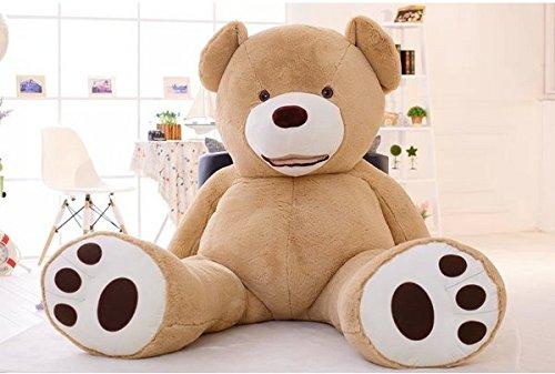 Hugme Riesen Teddybär XXL 200 cm groß samtig...